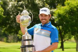 Golf In India - Louis Oosthuizen